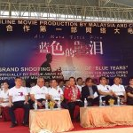 The VVIPs of the grand shooting opening ceremony