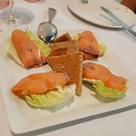 Rollitos de salmon con aguacates!! Increíbles!!