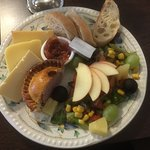 Yorkshire Ploughman's Lunch