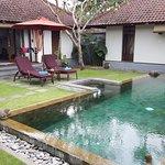 deep pool for swims