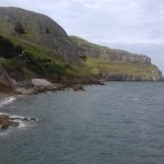 the Orme from the pier