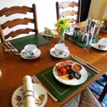 A hearty Shropshire full breakfast - ENJOY!