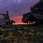 The Old Lodge, Minchinhampton