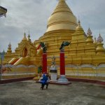 Photo de Kuthodaw Pagoda & the World's Largest Book