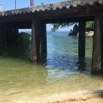 Boca de Tomatlan Beach Picture