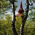 prachtige oude kerk