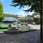 Photo of Kungstradgarden Park