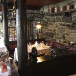Indoor dining area - great atmosphere.