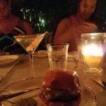 Cheeseburger and Cocktail!!