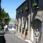 Le Cep Sancerrois sur une rue tranquille