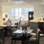 2nd floor dining - not main restaurant
