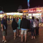 Photo of Wildwood Boardwalk