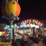 Photo de Wildwood Boardwalk