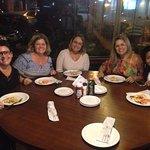 Noite maravilhosa no restaurante Brasa e vino