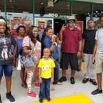 On August 5, 2017, I invited (40) of my family and friends for a day of shopping at St. Augustin