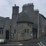Ye Olde Worlde police station next door