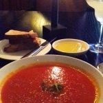 Vine roast Tomato Soup