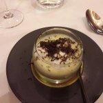 créme dessert à la truffe
