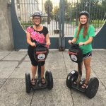 Segway tour in New Orleans