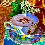 Signature Cappuccino at Cafe Market