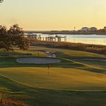 18th Green on the Intracoastal Waterway