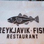 Fish Restaurant Reykjavik Foto