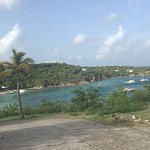 Photos from our time on Water Island. Honeymoon beach is gorgeous and the view from the fort is
