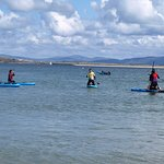 Surfing, vindsurfing och draksurfing