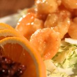 Honey Glazed Walnut Shrimp