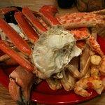 Crab Legs delicious