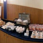 Hotel Mastai : Breakfast Buffet