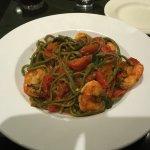 Linguini alla Spinachi - Absolutely delicious