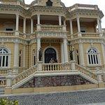 Facha do palácio do rio Negro
