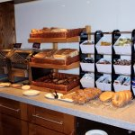 Breakfast Bread Buffet
