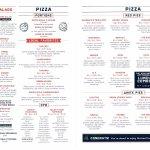 575 Pizzeria Menu