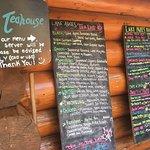 Lake Agnes Teahouse Foto