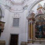 Kościół z tajemniczym wejściem