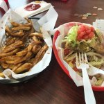 Gravy Fries and Loaded Philly