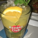 Orange Mojitos, so refreshing!
