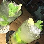 Pineapple Mojitos AMAZING