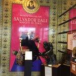 Photo of Salvador Dali Exhibition