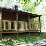 CCC Cabin-www.alapark.com/desoto-state-park