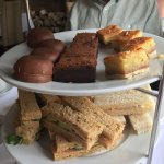 Here we have afternoon tea for four people worth £75.80 disgraceful and waste of time!!!