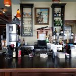 Queen Anne's Revenge bar area