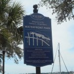 Henry C. Chambers Waterfront Park, Beaufort