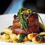 Lamb Belly and Gnocchi