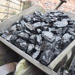 Coal... It is the Black Country :)