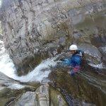 Περιηγήσεις κατάβασης φαραγγιών και βράχων