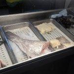 Montra de peixe
