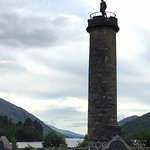 Monument to Bonnie Prince Charlie